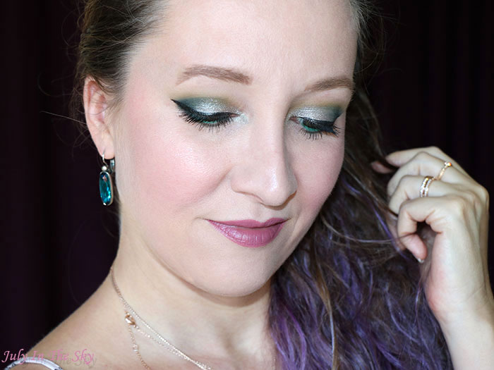 blog beauté Morphe Jaclyn Hill The Vault Dark Magic avis swatch