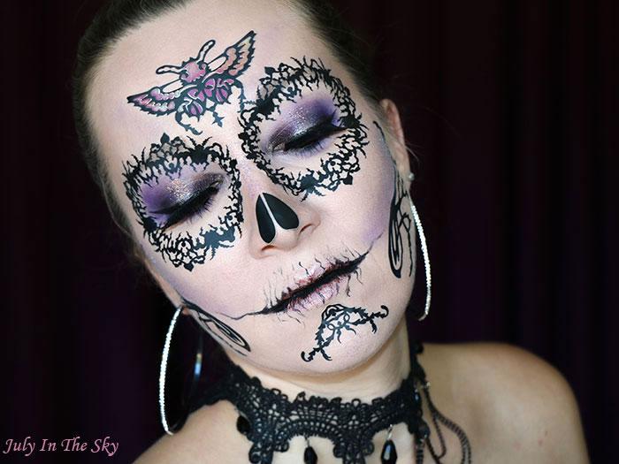 RDV Beauté Halloween : Plum Skull