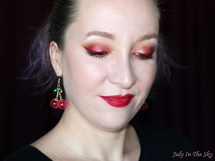 blog beauté Morphe Jaclyn Hill The Vault Ring The Alarm avis swatch