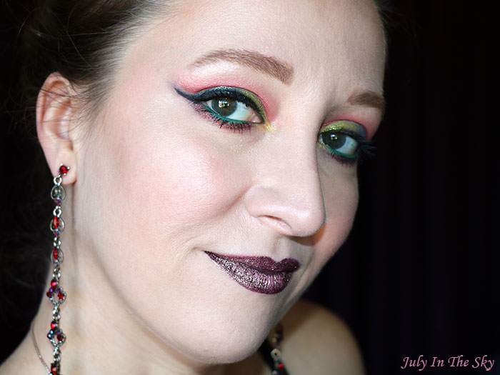 blog beauté RDV Beauté Calendrier de l'avent Nöel traditionnel tutoriel maquillage