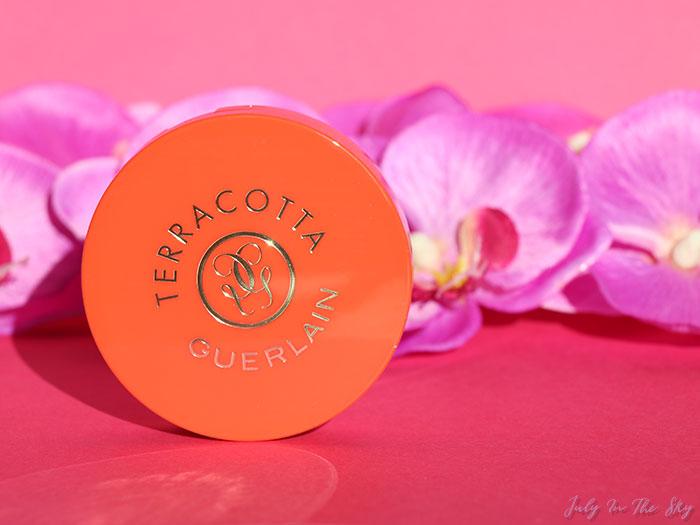 blog beauté Terracotta Cushion Guerlain avis test