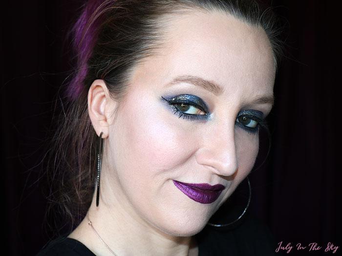 blog beauté RDV Beauté tutoriel maquillage métallique