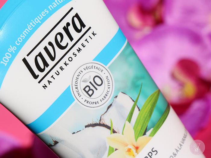 blog beauté lait corps exotique noix de coco vanille