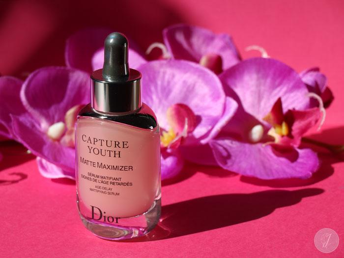 blog beauté Dior Serum Youth Matte Maximizer avis