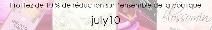 blog beauté partenariat Niasha code réduction