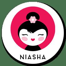 blog beauté partenariat code réduction Niasha