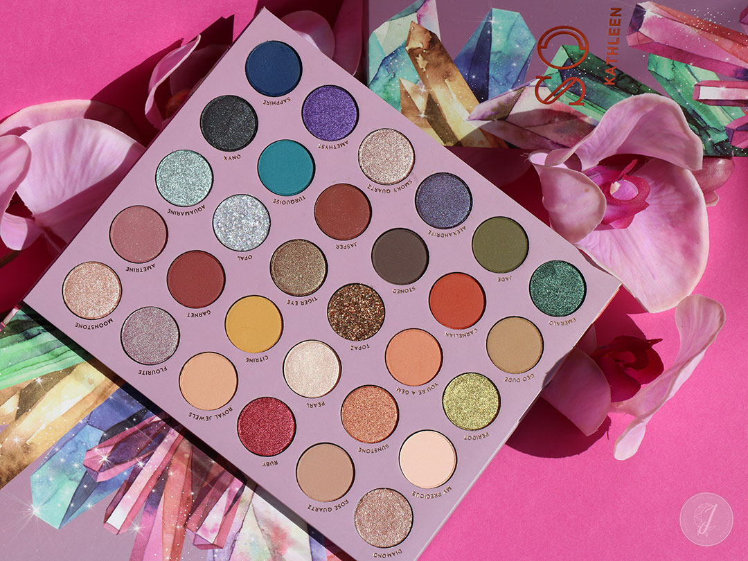Que vaut la palette So Jaded de ColourPop ?