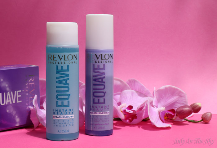 blog beauté cheveux blonds coiffea revlon duo instant beauty equave