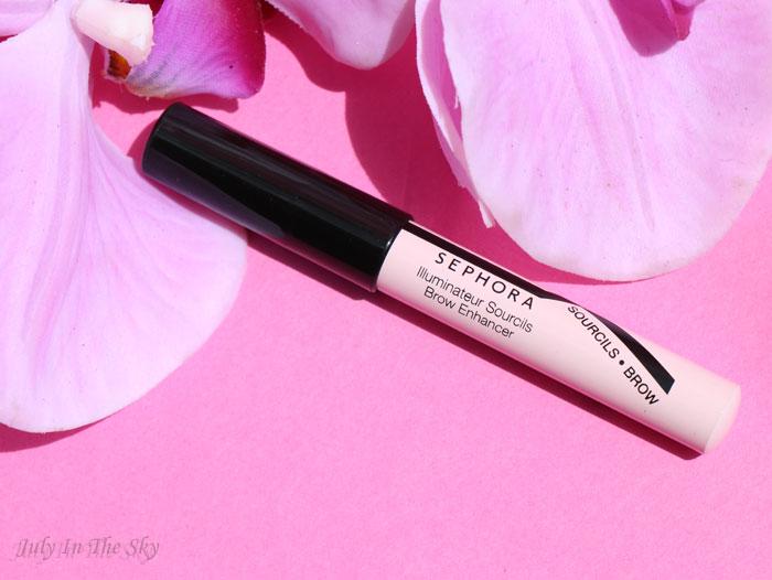 blog beauté crayon illuminateur sourcils sephora avis