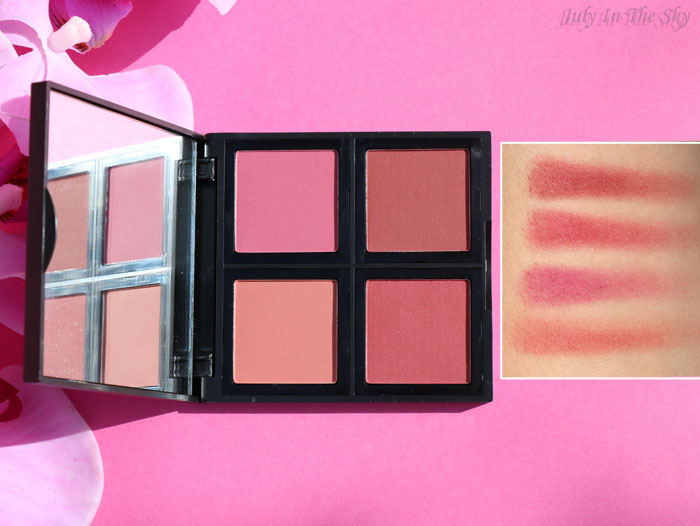 blog beauté elf eyes lips face avis palette blush studio dark swatch