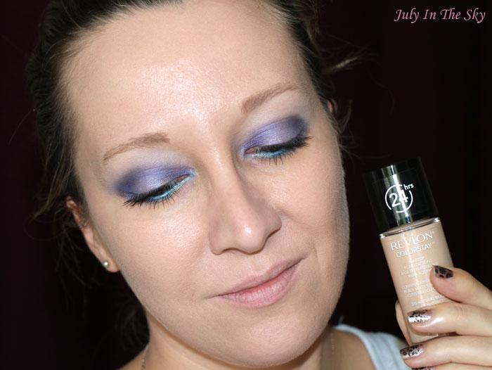 blog beauté fond de teint revlon color stay match petit prix