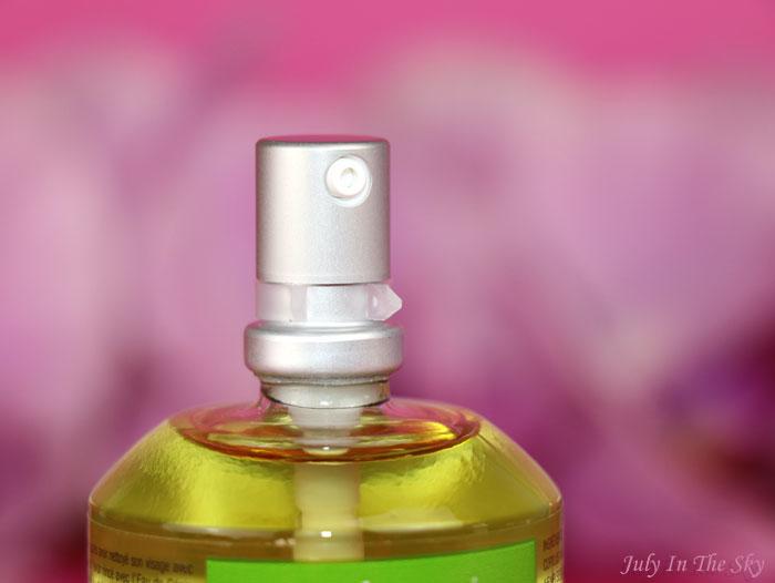 blog beauté déboutonnez-moi lotion inespérée indemne monde bio