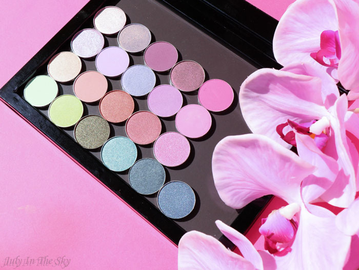 blog beauté makeup geek palette fards mats nouvelle collection