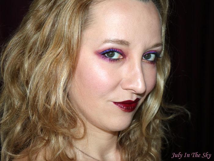 blog beauté monday shadow challenge bitchy fuchsia jeffree star beauty killer