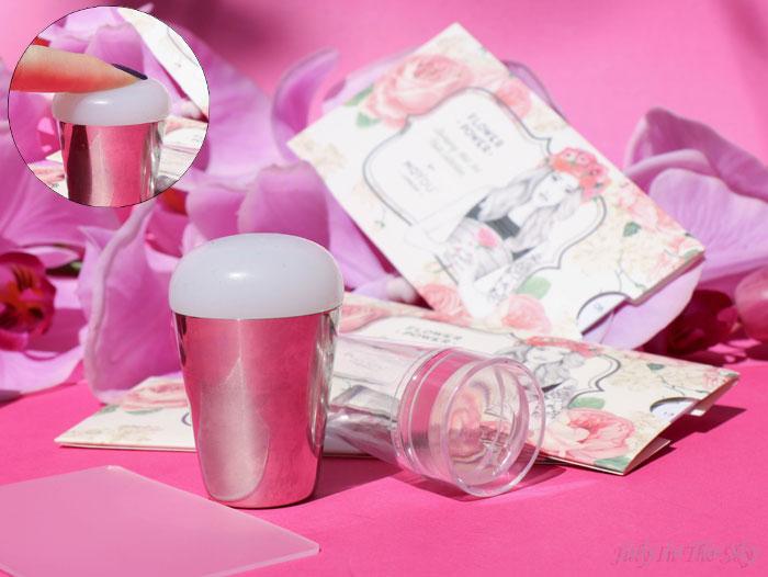 blog beauté haul nail art boutique dupe tampon creative shop