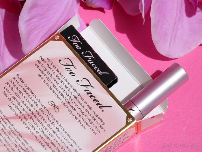 blog beauté sex and chocolate too faced