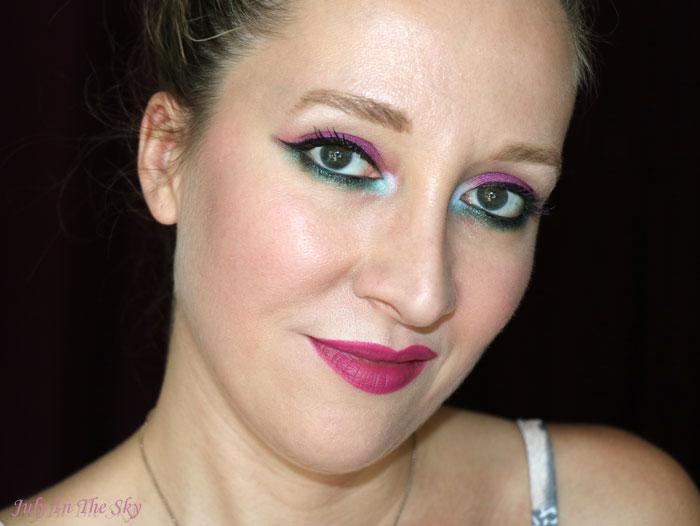 blog beauté velvet passion matte lipstick swatch plum kiko