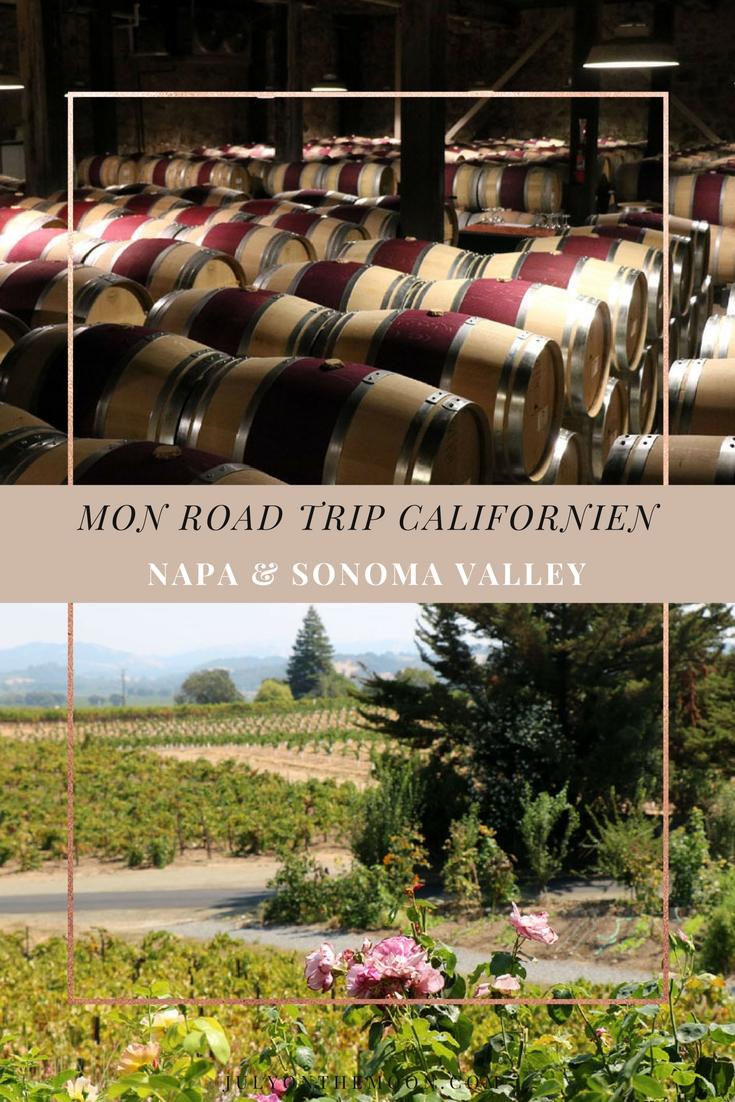 Blog Photographie Voyage USA Californie Napa Valley Sonoma Geyserville