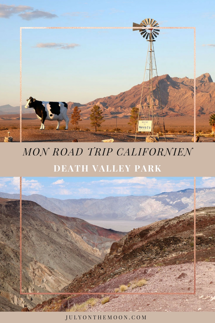 Blog Photographie Voyage USA Californie Death Valley
