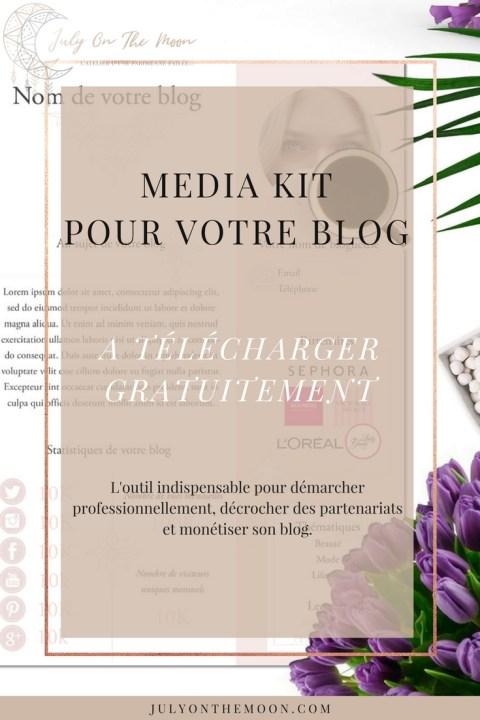 blog photographie media kit telecharger gratuit
