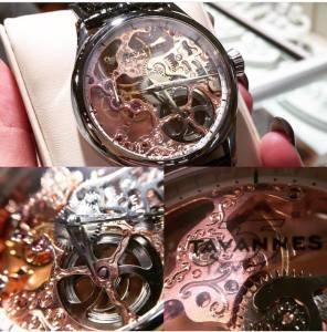 Rolex and Tavannes Watch Repairs at Julz