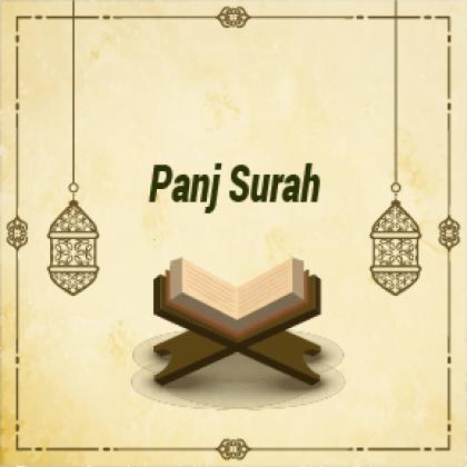 PUNJ SOORAH