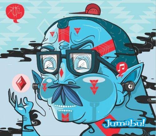 AUDIO 500x435 - Excelente Blog de Grafitis