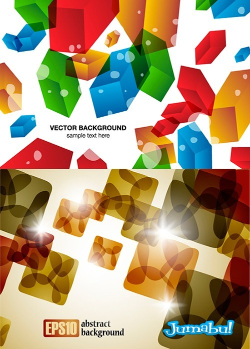backgrounds-fondos-vectores-coloridos-figuras-geometricas