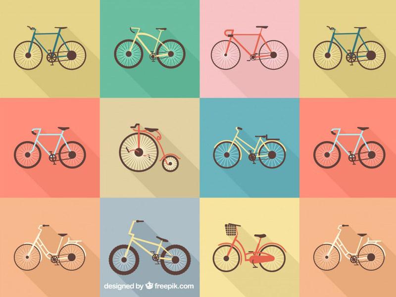 bicicletas-en-vectores