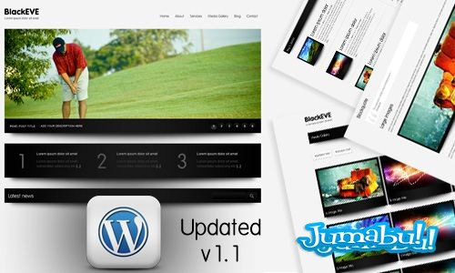 black-eve-wordpress-theme