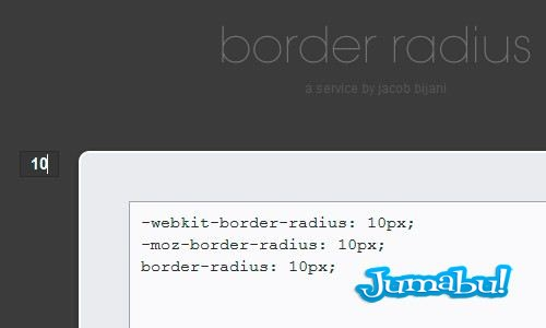 border-radius-puntas-redondeadas-css