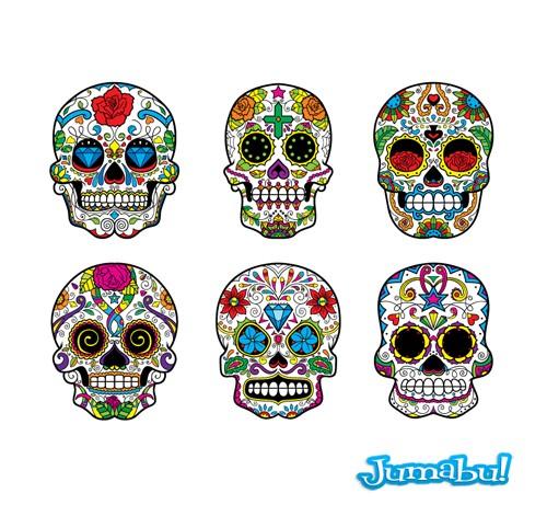 coloridas-calaveritas-cultura-mexicana