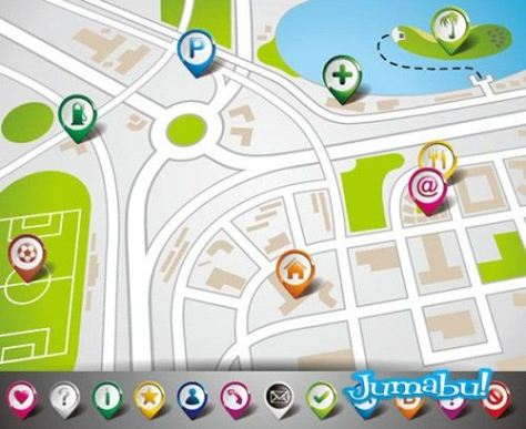 vectores-mapas-google-iconos-coloridos