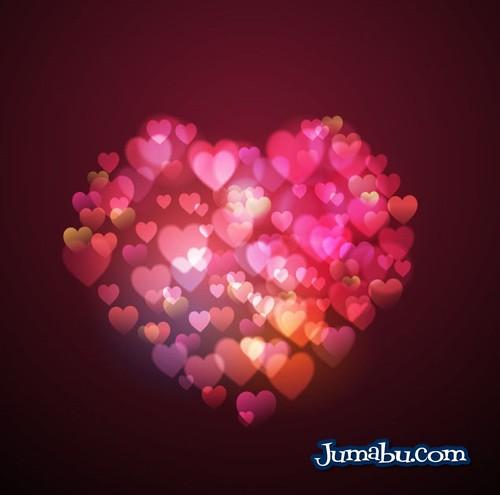corazon-de-corazones-vectorizados