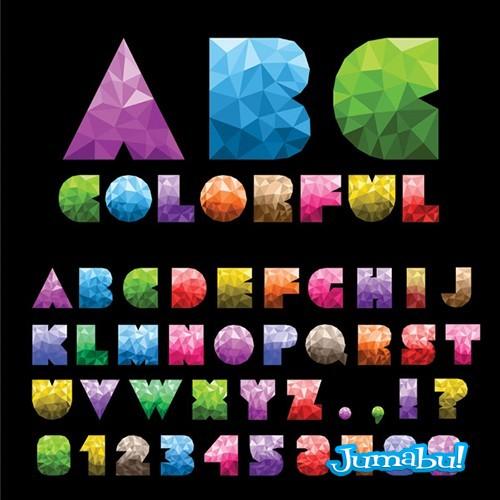 efectodiamante-letras-fuentes-tipografioas