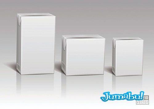 embalajes vectores cajas perfumes - Packs, Cajas, Embalajes para productos en Vectores