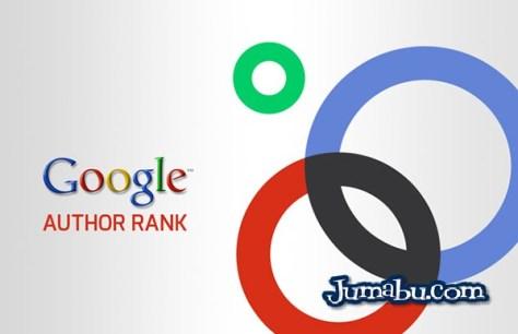 google-authorrank
