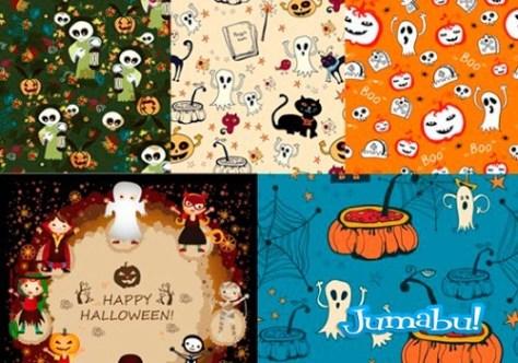 halloween-vectores-fantasmas-mosntruitos