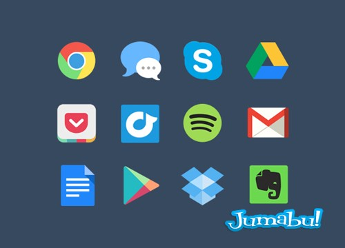 icono google drpbox gmail - Iconos de Productos Google en Photoshop