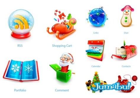 iconos-navidad-fondo-transparente