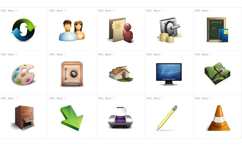 iconos-varios-3d