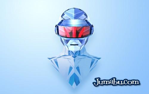 mascaras-azules-vectores
