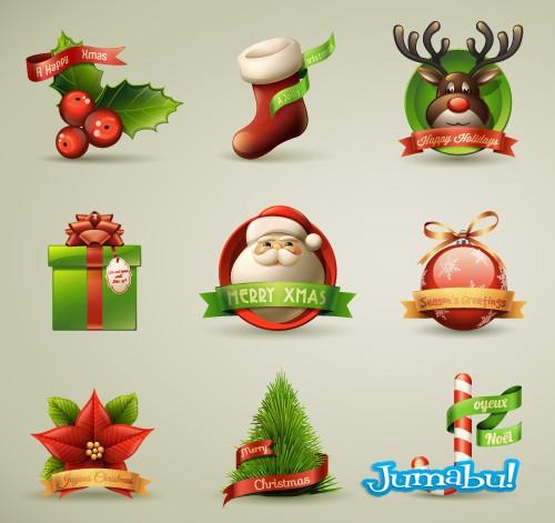 navidad-iconos-excelentes