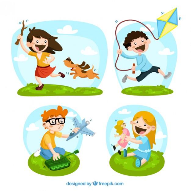 ninos-felices-jugando-al-aire-libre