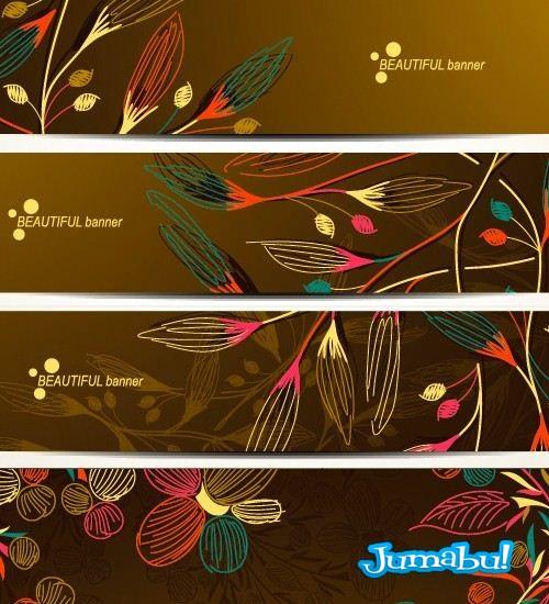 dibujadas-florcitas-coloridas-vectorizadas