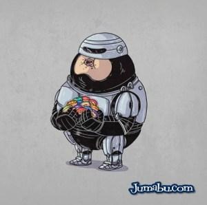 robocop-gordo