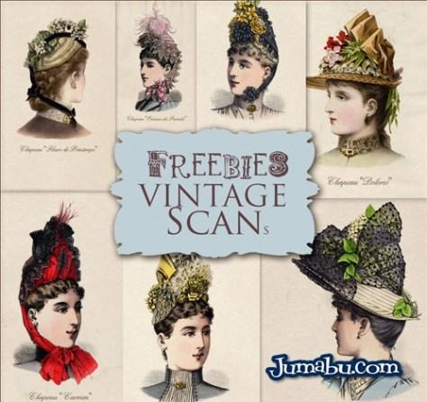 sombreros-mujeres-antiguas
