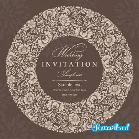 tarjetas-casamientos-vectorizadas