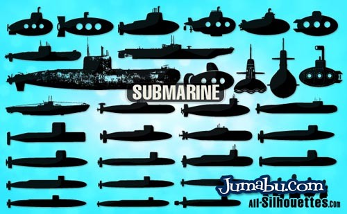 vectores-submarinos