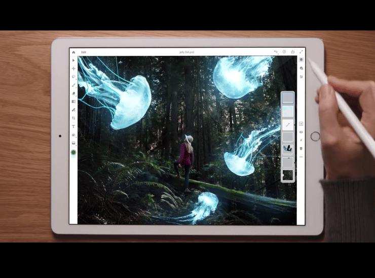 Captura de pantalla 2018 10 23 a las 16.24.18 - Descarga el Nuevo Photoshop para iPad